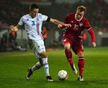 Video: Đan Mạch vs Iceland