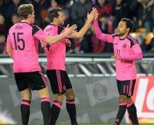 Video: Cộng Hòa Séc vs Scotland
