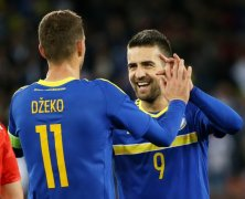 Video: Thụy Sĩ vs Bosnia-Herzegovina