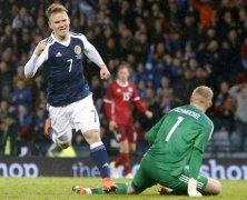 Video: Scotland vs Đan Mạch