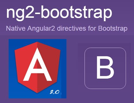 ng2-bootstrap | Native Angular2 directives for Bootstrap |  #angularjs