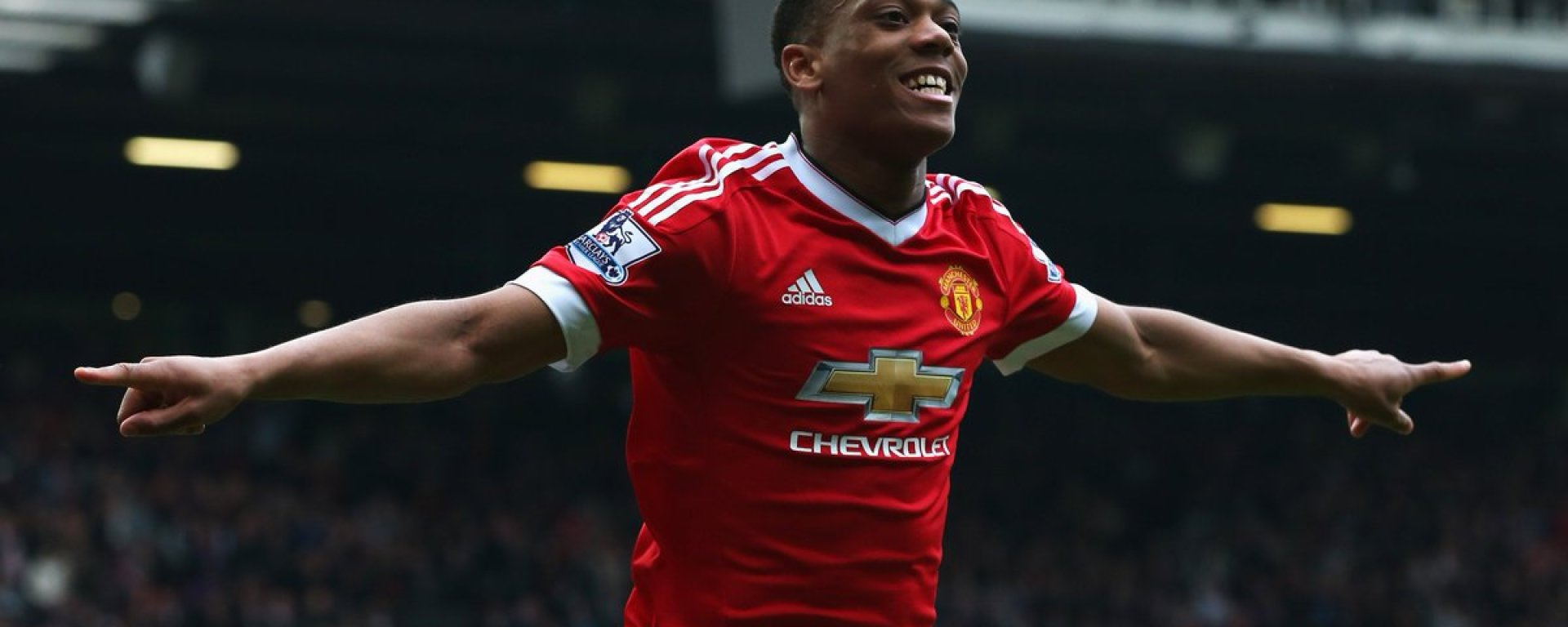 Anthony Martial Bawa Manchester United Catatkan Rekor 1 000