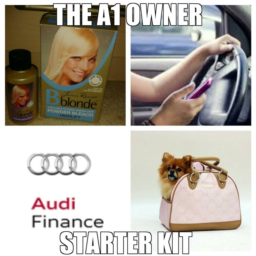 All You Need Starter Packs