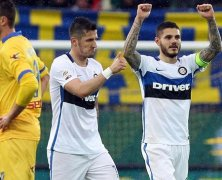 Video: Frosinone vs Inter Milan