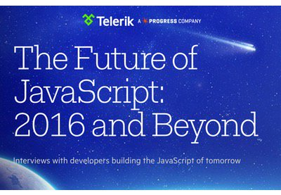 The Future of 2016 and Beyond  #javascript #webdev #angularjs