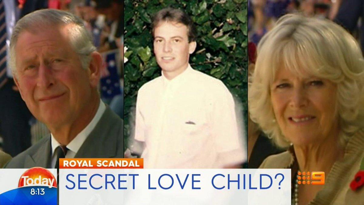Prince Charles Love Child