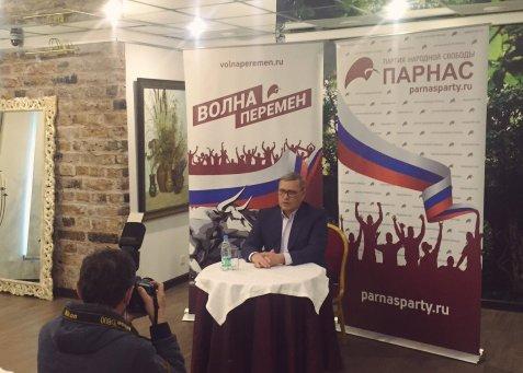 Касьянов не знает своих кандидатов?