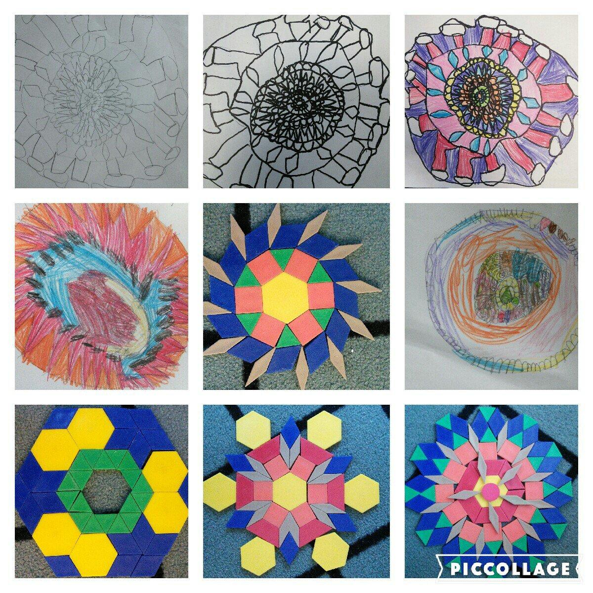 Mandala Art Kindergarten