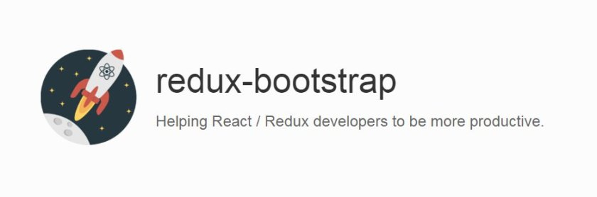 Bootstrapping function for #reactjs #redux applications with #typescript support  #javascript
