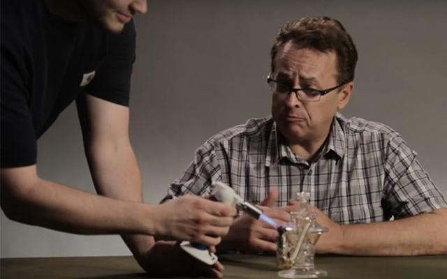 #WATCH: Dads Take Dabs and Give Fatherly Advice in Hilarious Video