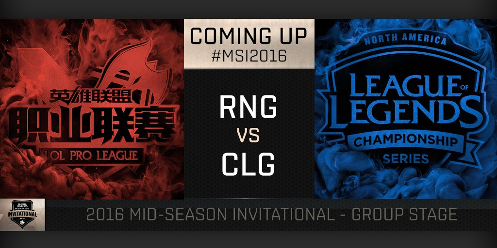 MSI Coverage Group Stage Day 1 Dot Esports