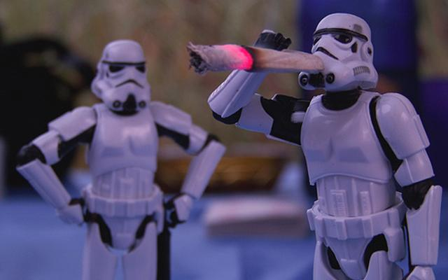 #MaytheFourthBeWithYou - Quiz: Which Star Wars Character Should You Get High With?