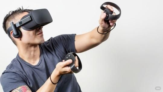 The Oculus Rift is coming to Best Buy May 7th
