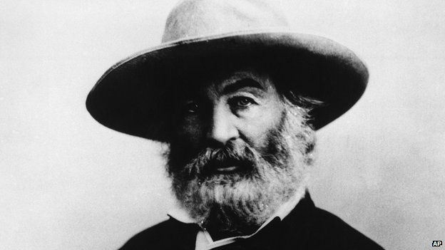US poet Walt Whitman's exercise tips for men: get up early, enjoy the great outdoors 📻