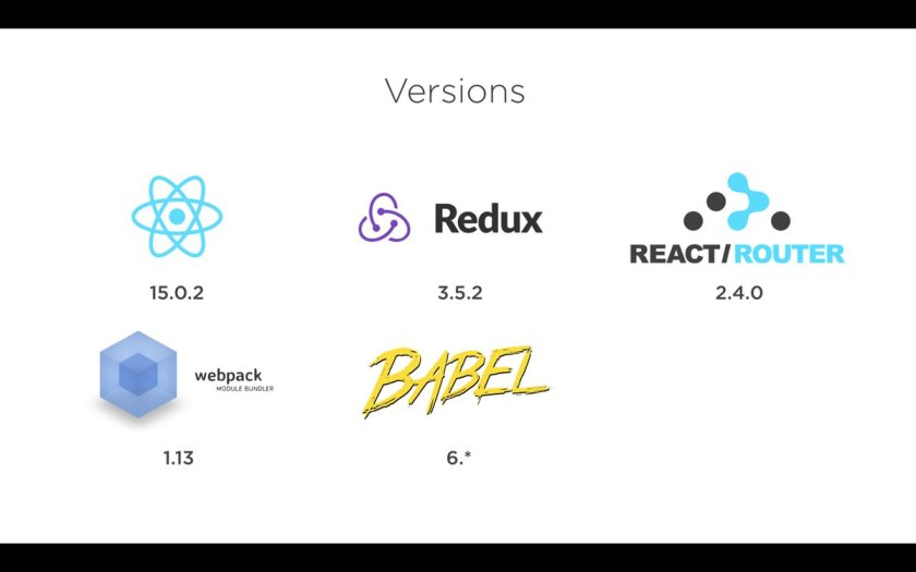 It's live! React & Redux in ES6 just published on Pluralsight!   #reactjs #javascript