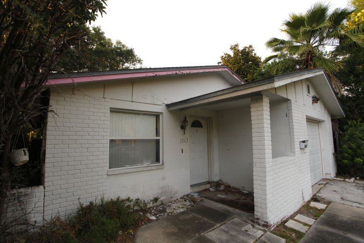 Tampa Bay area still near the top of the nation for 'zombie homes' in foreclosure  @TB_Times