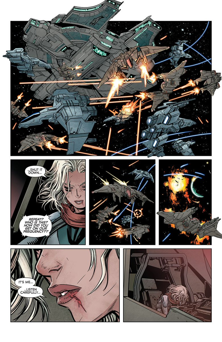 How to get your hands on the #EVEValkyrie Graphic Novel hardcover from @DarkHorseComics  #VR