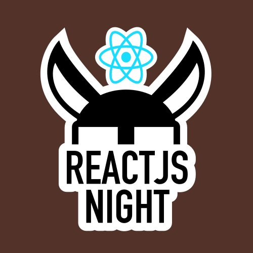 ReactJS Night #1 is coming! Thanks to our supporters! @Syncano @Instapage @Aexol and  #react