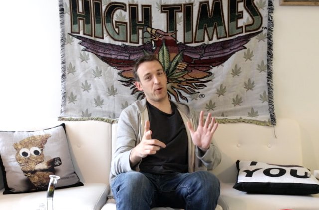 #WATCH - The HIGH TIMES Interview: @DanSoder