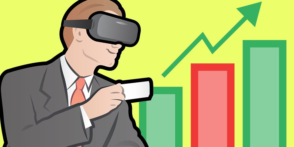 Virtual reality will help the stock market reach all-time highs in 2016 and 2017