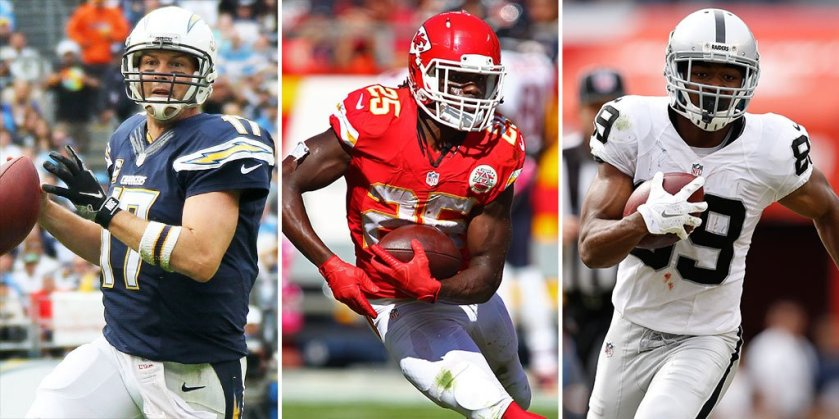 Fantasy Roster Reset is back! Do the @Raiders have the most fantasy talent in the AFC West?