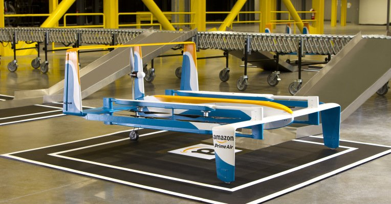 Amazon Prime Air opens Austrian outpost with focus on sense-and-avoid tech  #Wearables #IoT