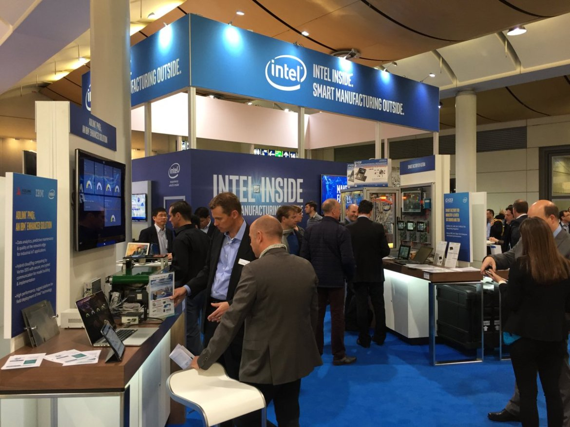 Missed #HM16? See how #IntelIoT changed the game for industrial #IoT. Watch our recap: