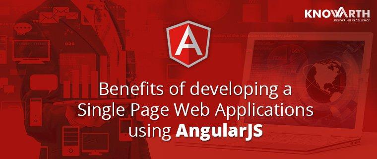 #SPA #angularjs  Why develop Single Page web Applications using Angular JS?  #UX