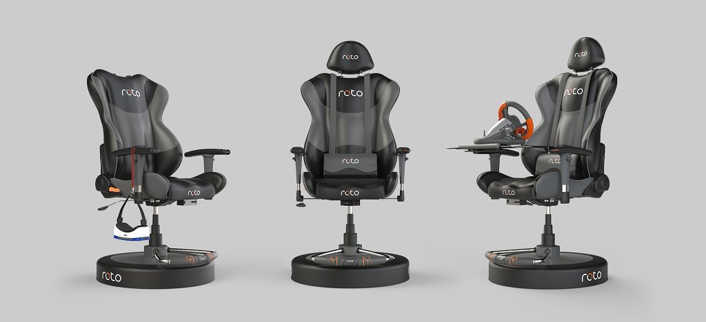 Release date revealed and pre-orders now live for @Roto_VR's #VR chair: