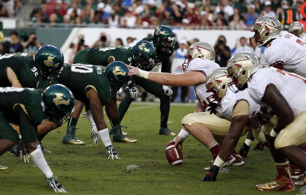 Tickets to the USF-FSU football game will be available on May 30 at