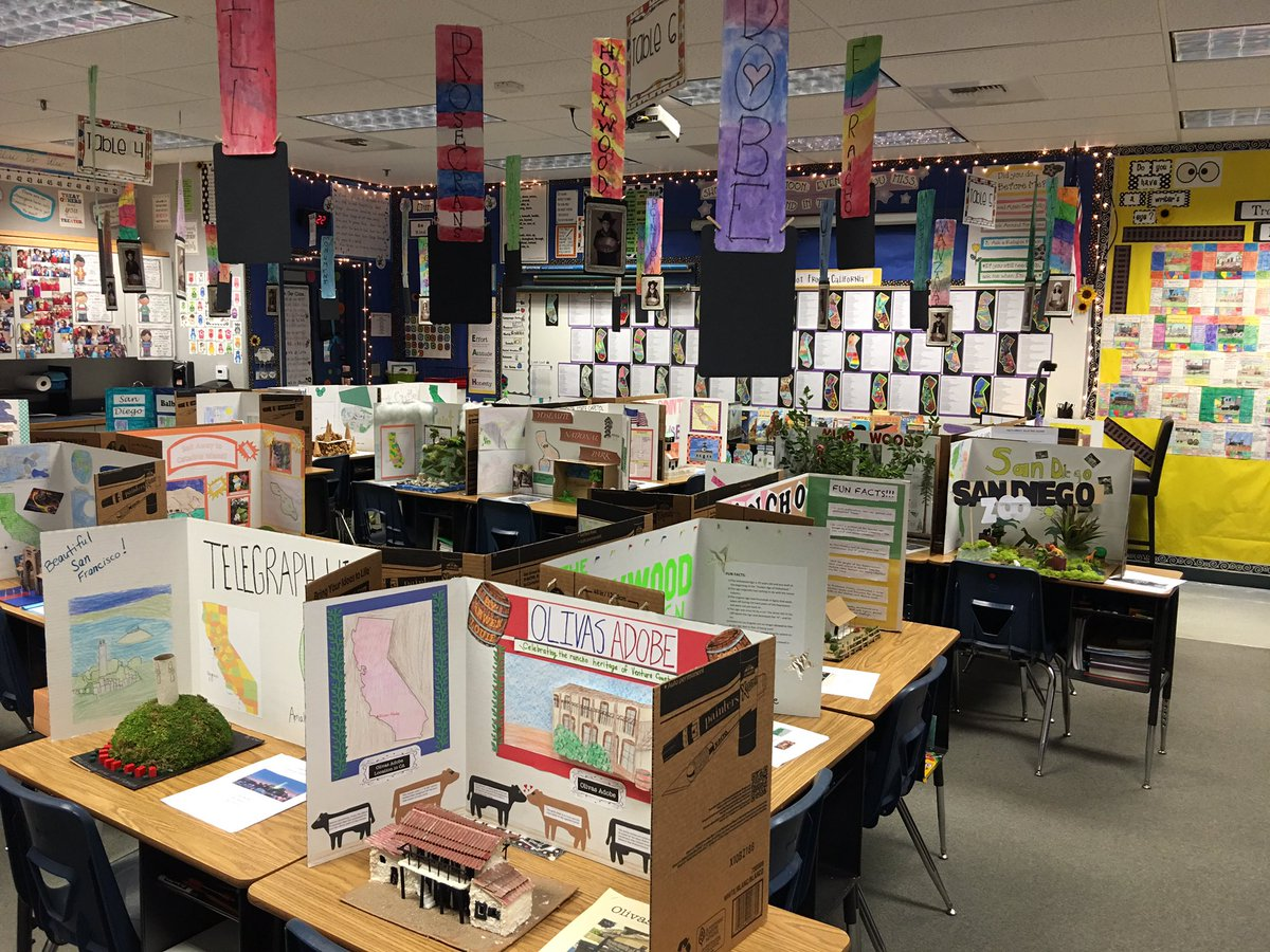 Malena Murray On Twitter 4th Grade Open House