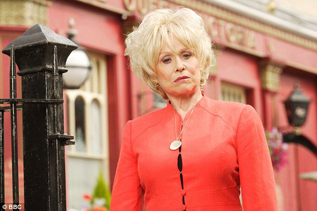 BBC slammed over fatal pill overdose death of Peggy Mitchell