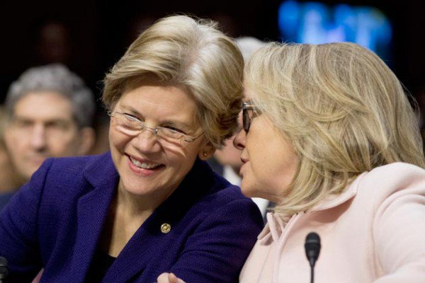 '...Your words are reckless. Your record is embarrassing.' - Elizabeth Warren to #Trump: