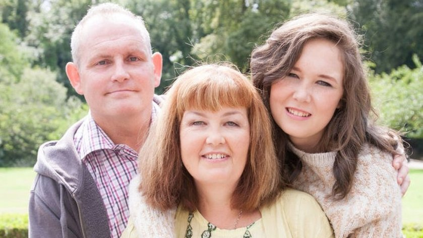 'A lot of life-changing things'  Mother talks about being diagnosed with Alzheimer's aged 51