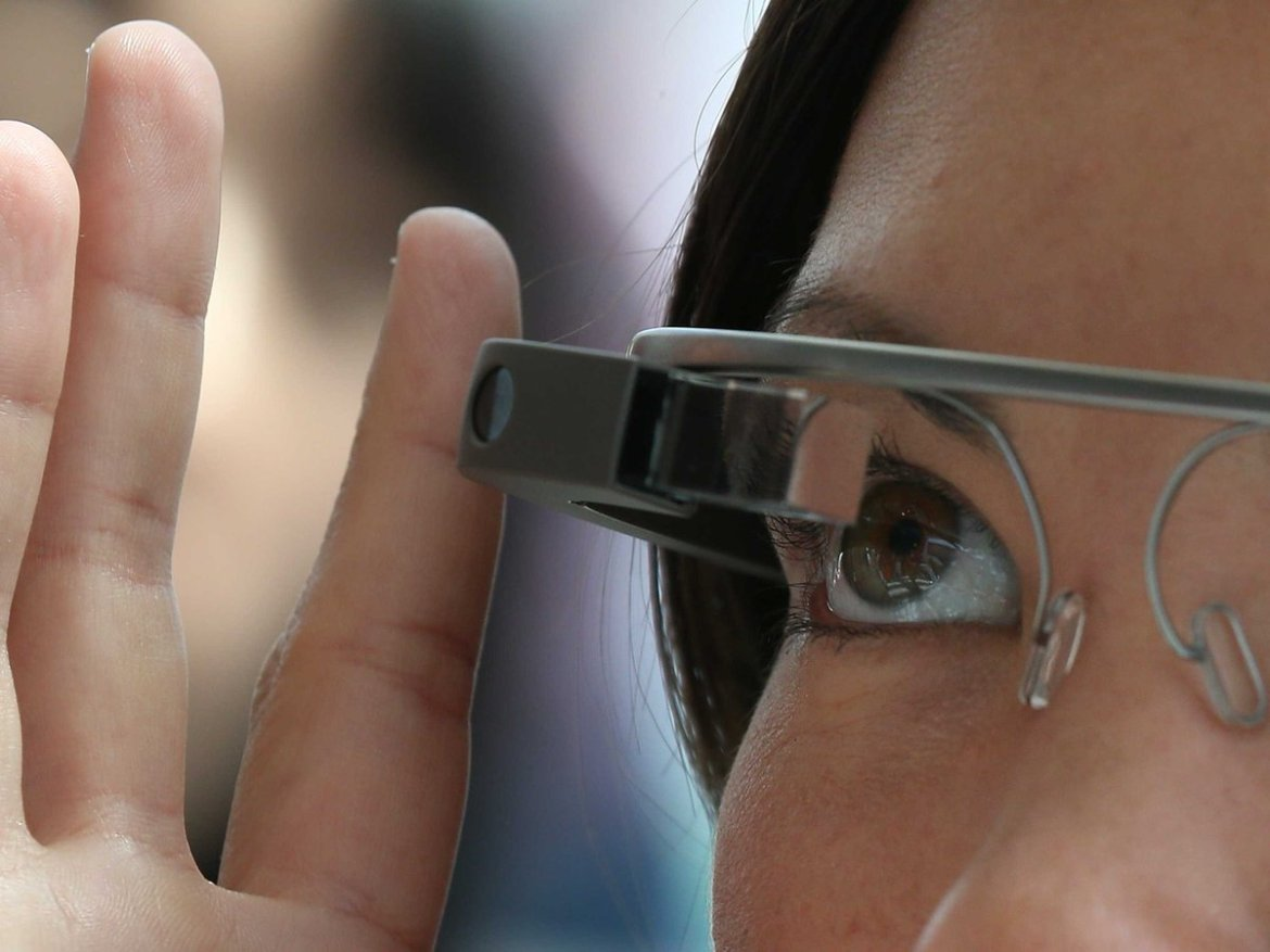 Google just revealed what its next version of Google Glass will look like, and it's aimed a…