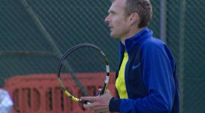 Former tennis champ shows how exercise 'lifts' dementia:    #GetInspired