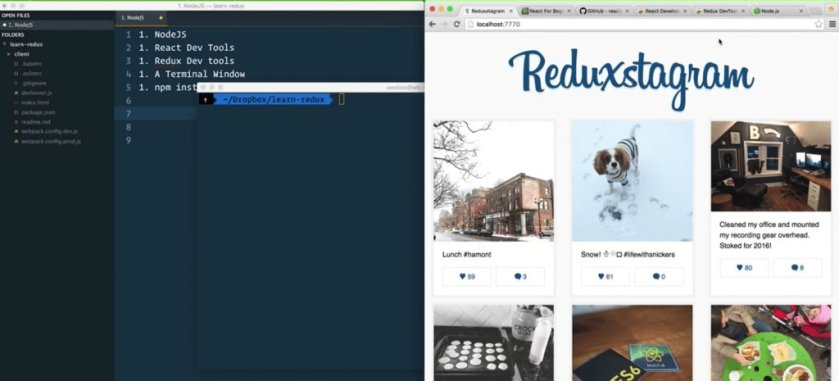 Wes Bos Launches Free React.js + Redux Online Course