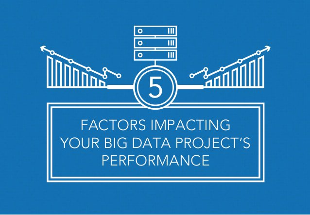 5 Factors Impacting Your Big Data Project's Performance | #BigData #ROI #rvl