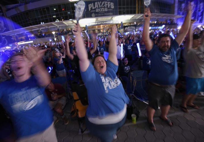 Tampa Bay Lightning could be professional sports' business team of the year #TBLightning