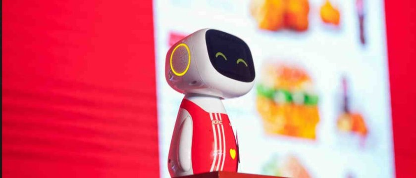 Now You Can Get Your Kentucky Fried Chicken With a Side of Artificial Intelligence