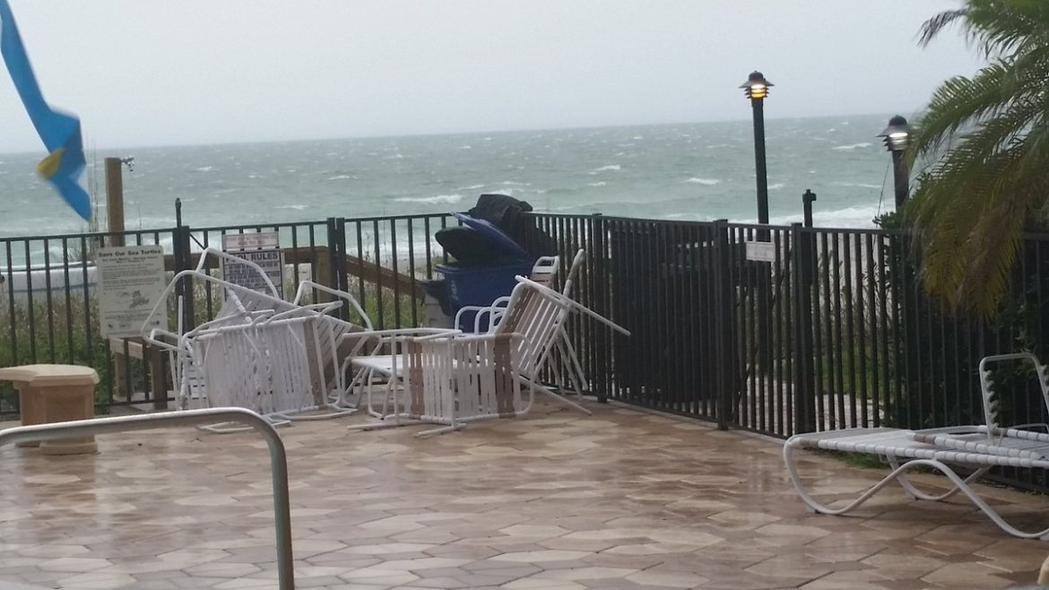 Weather photo from Indian Rocks Beach