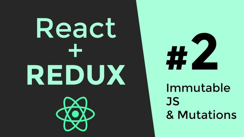 Immutable JS - Redux Tutorial #2 - React.js Tutorial BkbaOhGQG ☞