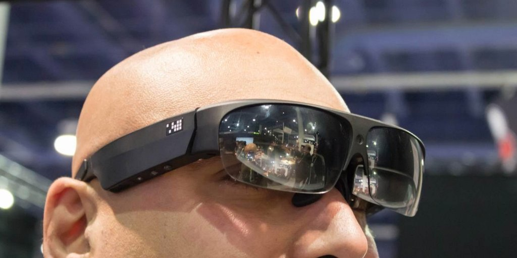 The man behind HBO's VR future says these new glasses could replace the movie theater