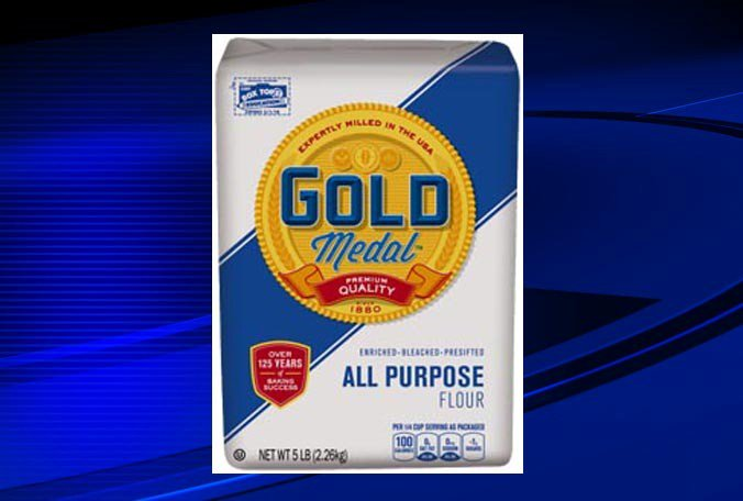 #Recall: General Mills has recalled 10 million pounds of flour because of E. coli concerns: