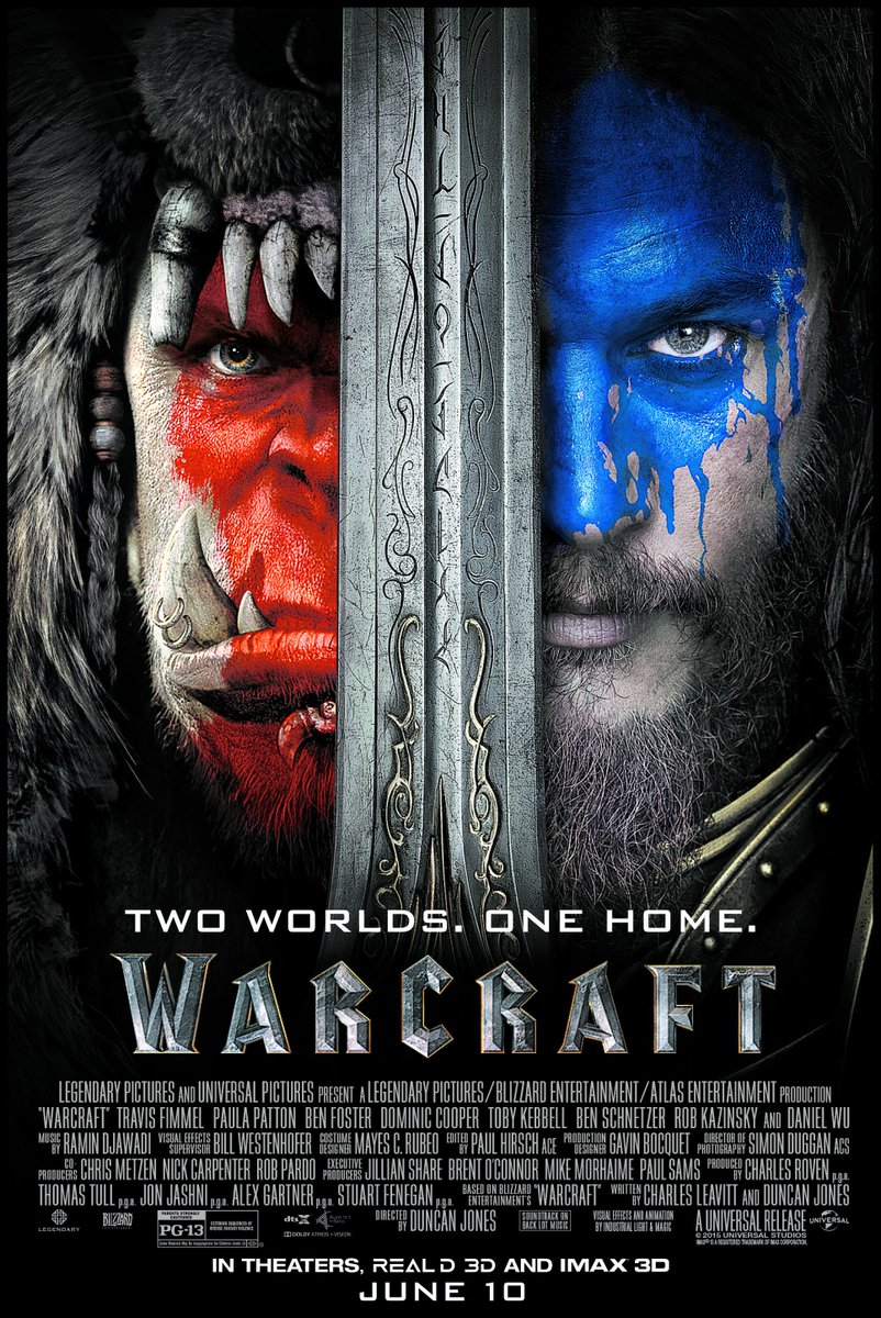 We are giving away tickets to see @WarcraftMovie on June 7th in Tampa! Visit   to enter.