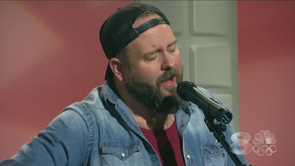 Have you heard of @natecurrin? If not, you should! Watch his interview & performance: