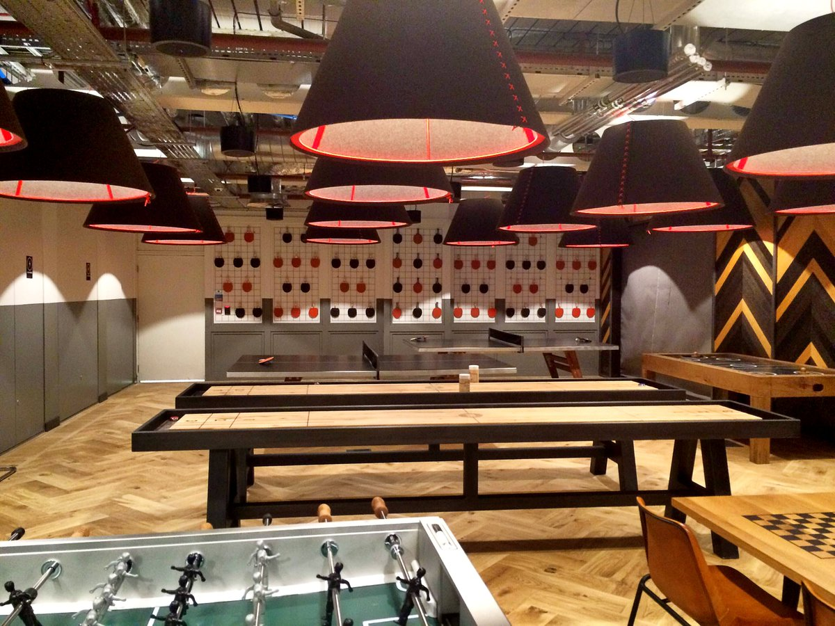 WeWork On Twitter Game On Tour Our Newest WeWorkLDN