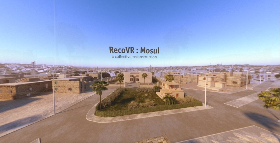 The Economist and @projectmosul have created a virtual museum of destroyed Iraqi heritage
