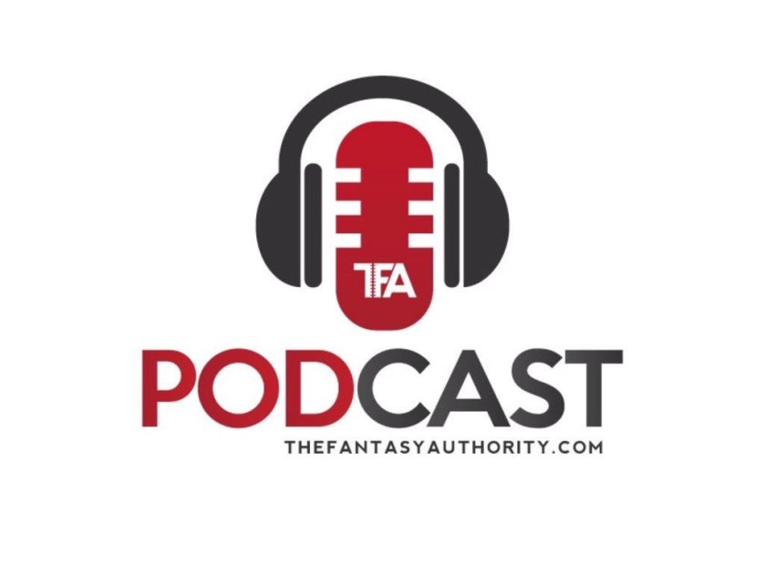 Don't miss tonight's @FF_Authority podcast! @HarrisFootball will be on at 9pm ET!
