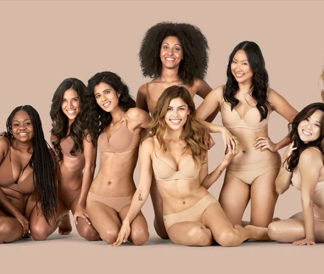 Naja Is The Lingerie Company Making Nude For All Underwear A Reality Https